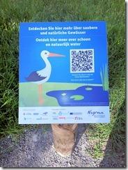 120527 - Schwalm Hinweisschild QR-Code 20120527_093228